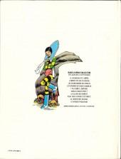 Verso de Le vagabond des Limbes -8a1984- Pour trois graines d'éternité