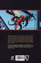 Verso de Hellboy (Delcourt) -14- Masques & monstres