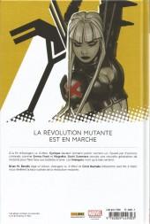 Verso de Uncanny X-Men -1- Révolution