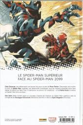 Verso de Superior Spider-Man (The) -4- Un Mal Nécessaire