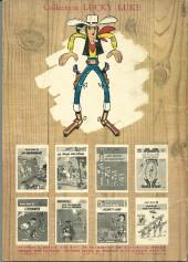 Verso de Lucky Luke -7b69- L'Elixir du Docteur Doxey