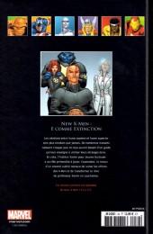 Verso de Marvel Comics - La collection (Hachette) -3425- New X-Men - E comme Extinction