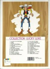 Verso de Lucky Luke -28d02- L'Escorte