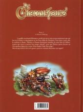 Verso de Les chevaucheurs -3- Le Réveil d'Adurag
