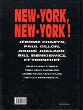 Verso de New-York, New-York !