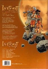Verso de Lanfeust des Étoiles -2- Les tours de Meirrion