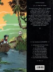 Verso de Marine (Corteggiani/Tranchand) -3a- Le trésor du caïman