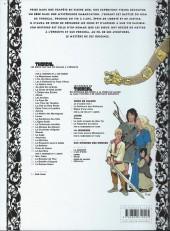 Verso de Thorgal -19b13- La Forteresse invisible