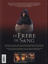 Verso de Marcas, maître franc-maçon -3- Le frère de sang (1/3)