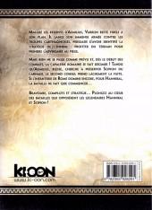 Verso de Ad Astra -6- Tome VI