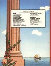 Verso de Alix -5c1982- La griffe noire