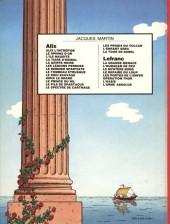 Verso de Alix -7a1981a- Le dernier spartiate