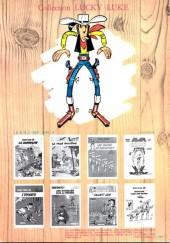 Verso de Lucky Luke -11b81- Lucky Luke contre Joss Jamon