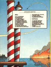 Verso de Lefranc -6a1983- Opération Thor