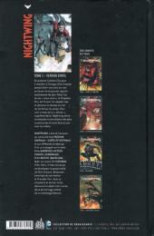 Verso de Nightwing -5- Dernier envol
