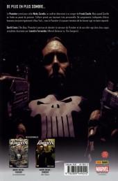 Verso de Punisher (Marvel Deluxe - 2013) -3- Les Négriers