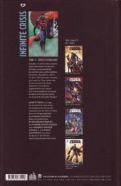 Verso de Infinite Crisis (Urban Comics) -3- Jour de vengeance
