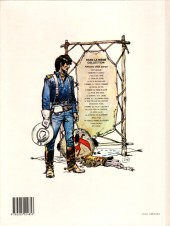 Verso de Blueberry (La Jeunesse de) -2b1992- Un yankee nommé Blueberry