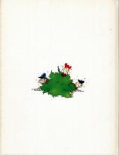 Verso de Les 3 Mousquetaires du Maquis -2- Les 3 mousquetaires du maquis contre SS