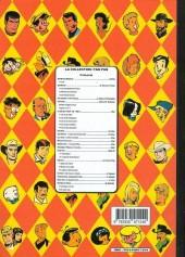 Verso de Fleurdelys et Patatrac (Les aventures de) -1- Fleurdelys et Patatrac et les pirates