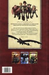 Verso de Dragons (DreamWorks) -2- La menace des profondeurs