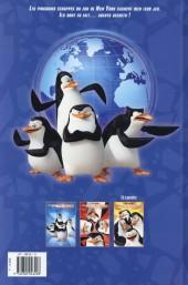 Verso de Les pingouins de Madagascar (Soleil) -2- Les espions qui venaient du froid