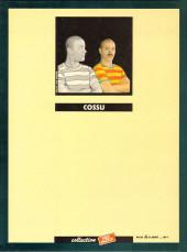 Verso de No man's land (Cossu) - No man's land