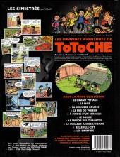 Verso de Totoche -5a- Les sinistrés