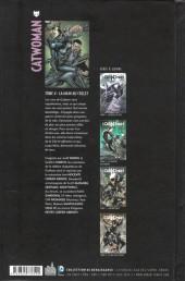Verso de Catwoman (DC Renaissance) -4- La main au collet