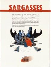 Verso de Dampierre et Morrisson (Une aventure de) -2- Sargasses