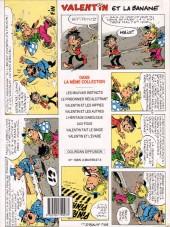 Verso de Valentin le vagabond -1a1991- Les mauvais instincts