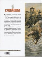 Verso de Les pionniers du Nouveau Monde -14- Bayou Chaouïs