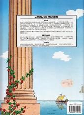 Verso de Alix -15c1996- L'enfant grec