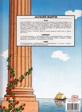 Verso de Alix -16b1991- La tour de Babel