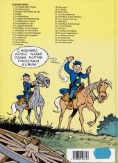 Verso de Les tuniques Bleues -7c1992- Les bleus de la marine