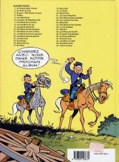 Verso de Les tuniques Bleues -11b1993- Des bleus en noir et blanc