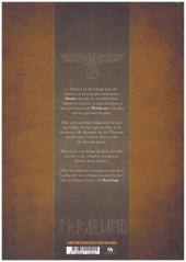 Verso de Skraeling -3- L'Éveil du loup