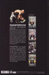 Verso de Transmetropolitan (Urban Comics) -4- Année Quatre