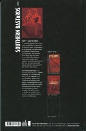 Verso de Southern Bastards -2- Sang et sueur