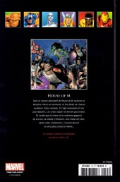Verso de Marvel Comics - La collection (Hachette) -3542- House of M