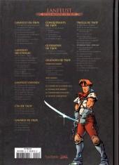 Verso de Lanfeust et les mondes de Troy - La collection (Hachette) -53- Trolls de Troy - Rock'N Troll Attitude