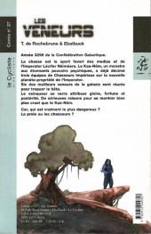 Verso de Les veneurs -27- Les Veneurs