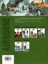 Verso de Airborne 44 -1b2014- Là où tombent les hommes