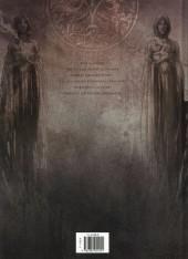 Verso de Merlin - Le Prophète -5- La voie du juste