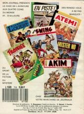 Verso de Akim (1re série) -718- Le grand Tam-Tam