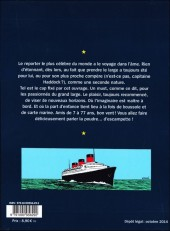 Verso de Tintin - Divers -63- Tintin et la Mer - Explorations, corsaires, trésors, paquebots, yachts