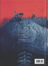 Verso de Alisik -4- La mort