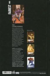 Verso de Fairest -3- Le Retour du Maharaja