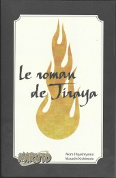 Verso de Naruto (Roman) - Le roman de Jiraya