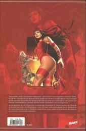 Verso de Elektra (100% Marvel - 2002) -2- Déchéance